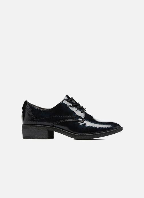 Chaussures à lacets Jana shoes Duna Bleu vue derrière