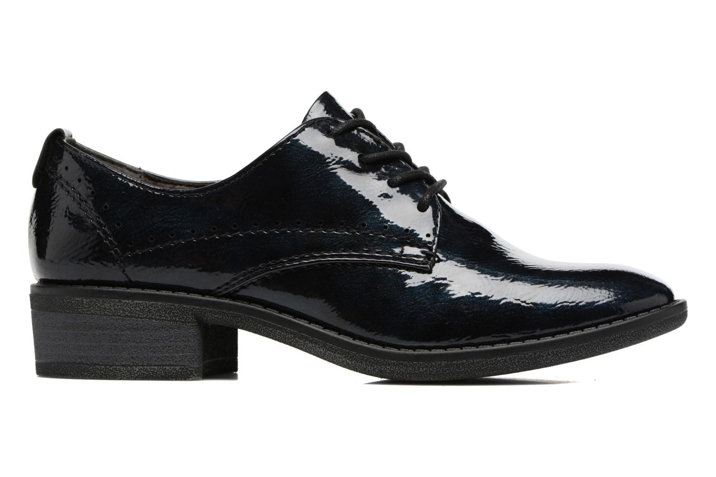 Scarpe con lacci Jana shoes Duna Azzurro immagine posteriore