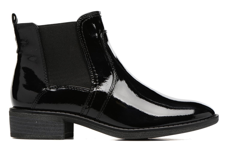 Bottines et boots Jana shoes Zali Noir vue derrière