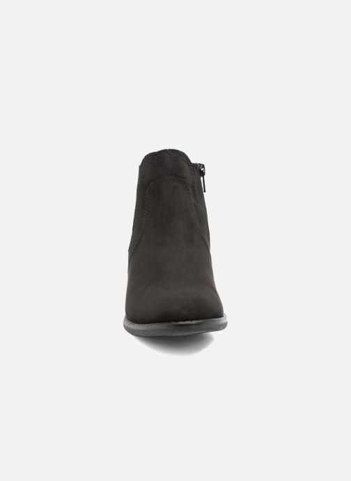 Ankle boots Jana shoes Myat Black model view