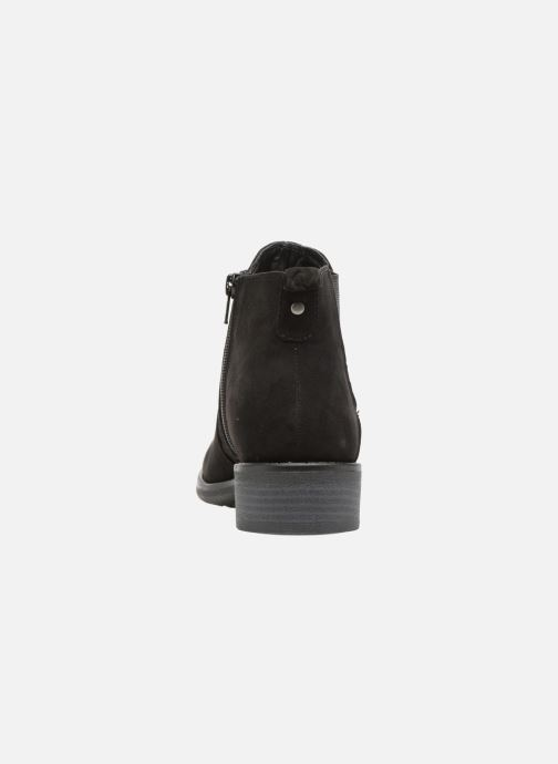 Ankle boots Jana shoes Myat Black view from the right