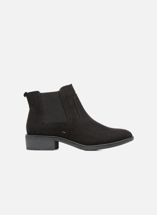 Ankle boots Jana shoes Myat Black back view