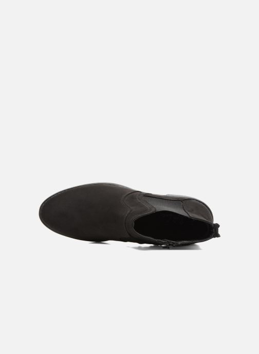 Ankle boots Jana shoes Myat Black view from the left