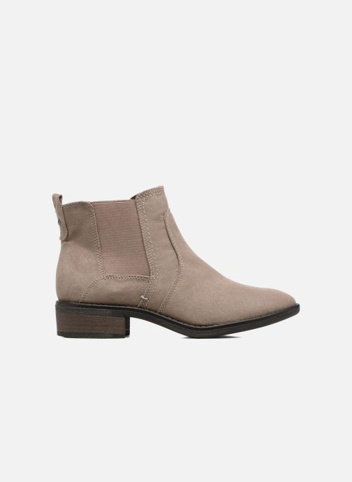 Boots en enkellaarsjes Jana shoes Myat Beige achterkant