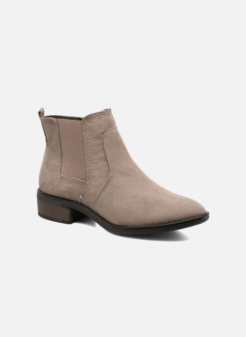 Bottines et boots Jana shoes Myat Beige vue détail/paire