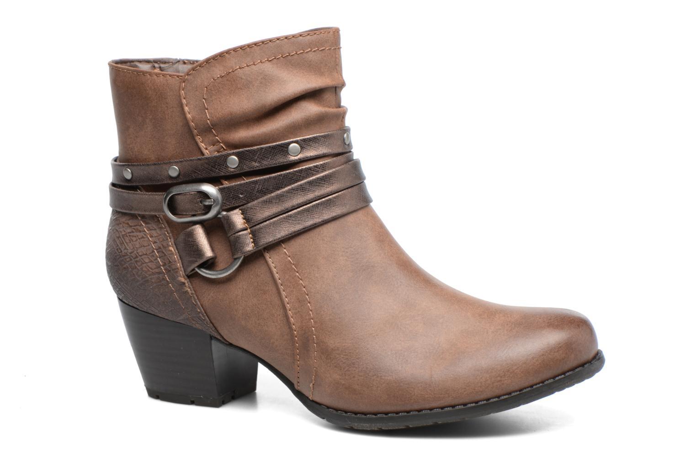 Nuevo zapatos Jana Botines shoes Palino (Marrón) - Botines Jana  en Más cómodo 013eda