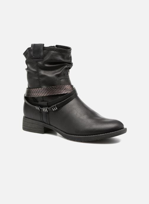 Bottines et boots Jana shoes Viorne 2 Noir vue détail/paire