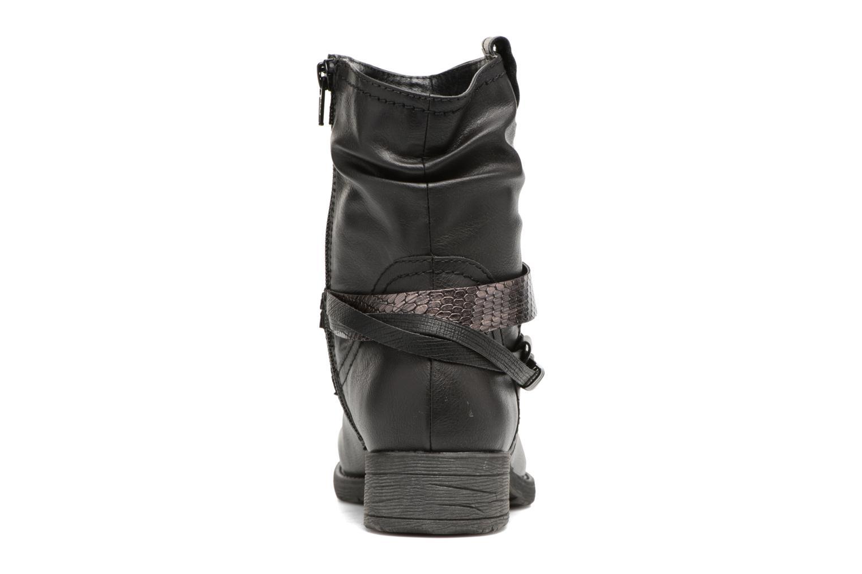 Bottines et boots Jana shoes Viorne 2 Noir vue droite