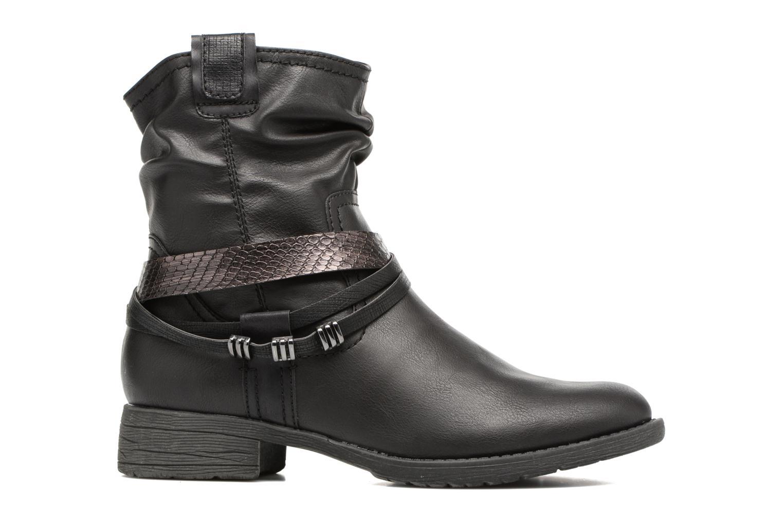 Bottines et boots Jana shoes Viorne 2 Noir vue derrière
