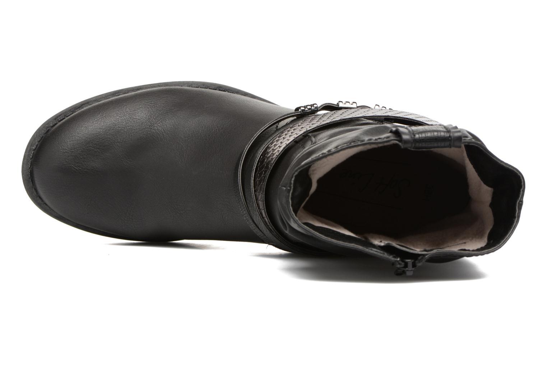 Bottines et boots Jana shoes Viorne 2 Noir vue gauche