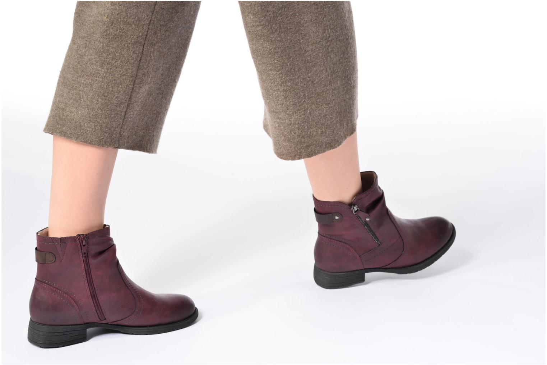 Stivaletti e tronchetti Jana shoes Tessa Nero immagine dal basso