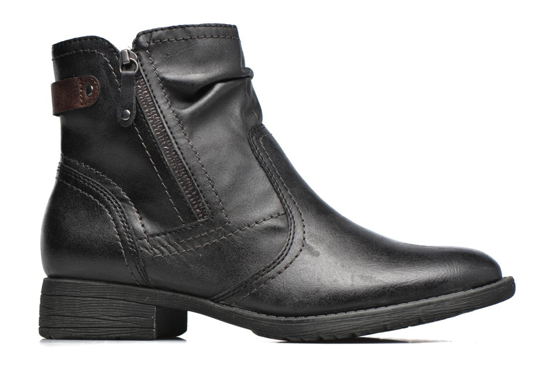 Stivaletti e tronchetti Jana shoes Tessa Nero immagine posteriore