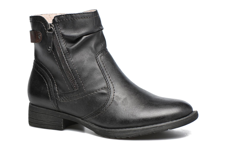 Stivaletti e tronchetti Jana shoes Tessa Nero vedi dettaglio/paio