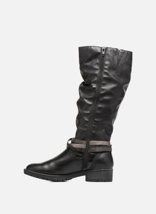 Boots & wellies Jana shoes Yelena Black front view