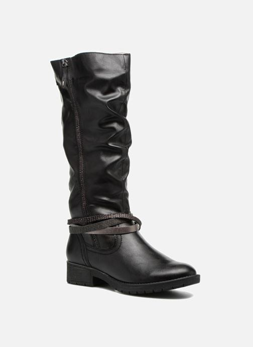 Boots & wellies Jana shoes Yelena Black detailed view/ Pair view