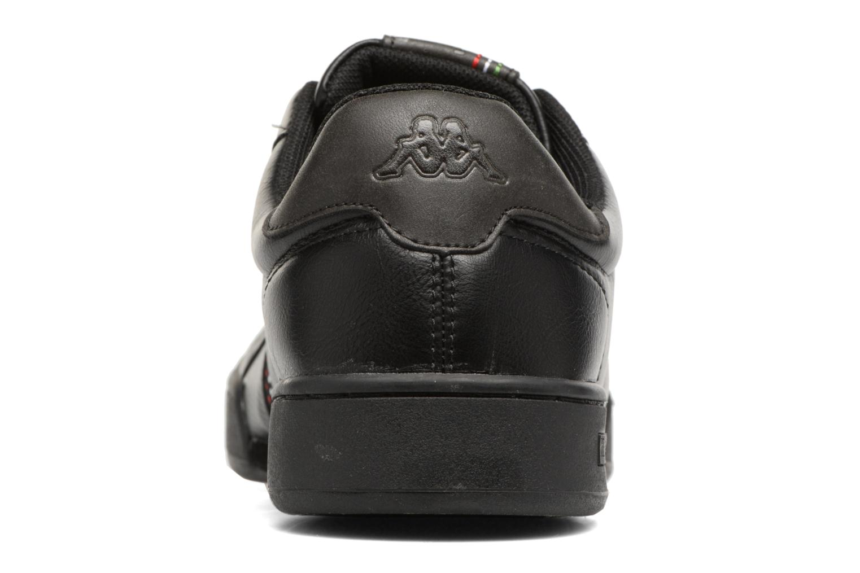 Baskets Kappa Sfidante Noir vue droite