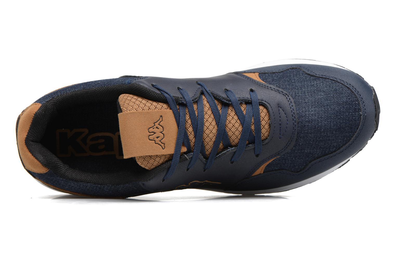 Sneakers Kappa Cartago Azzurro immagine sinistra