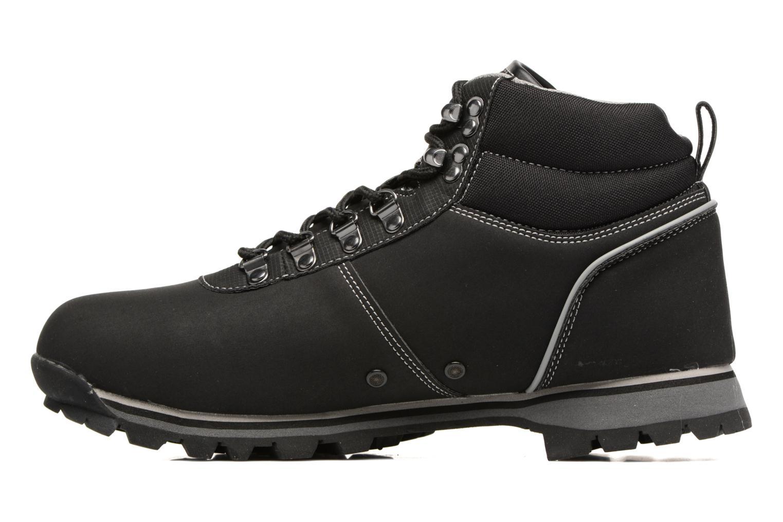 Bottines et boots Kappa Vitelo Noir vue face