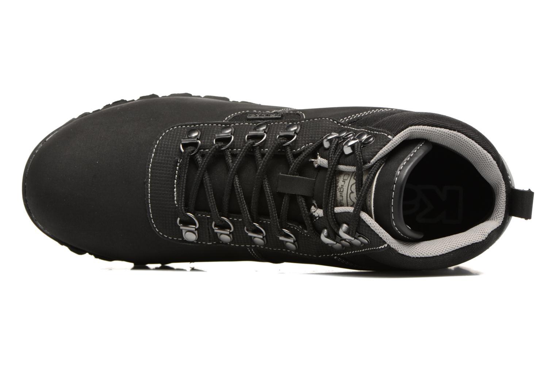 Bottines et boots Kappa Vitelo Noir vue gauche
