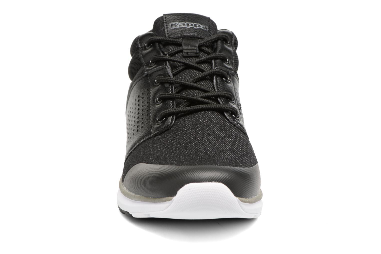 Sneakers Kappa Nassau Mid Zwart model