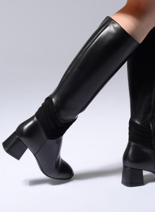 Boots & wellies Made by SARENZA Winter Ski #3 Black view from underneath / model view