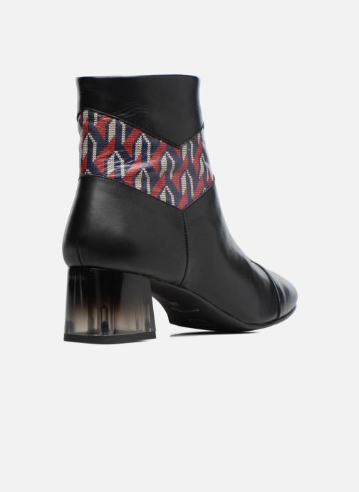 Bottines et boots Made by SARENZA Winter Ski #5 Noir vue face