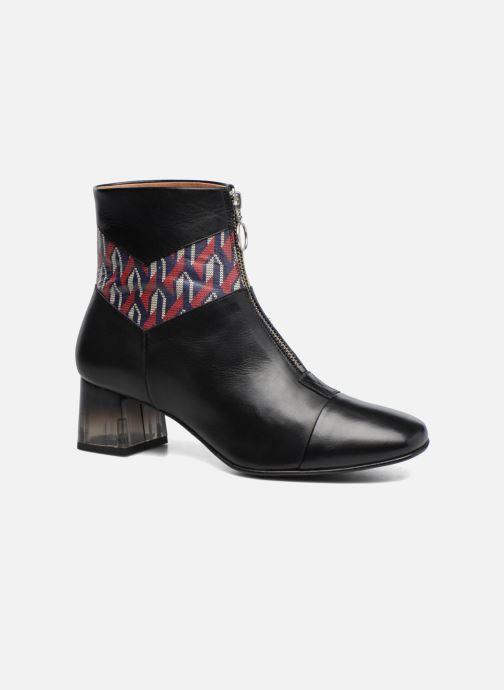 Bottines et boots Made by SARENZA Winter Ski #5 Noir vue droite