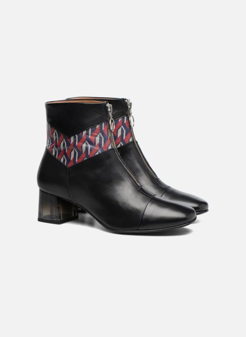 Bottines et boots Made by SARENZA Winter Ski #5 Noir vue derrière