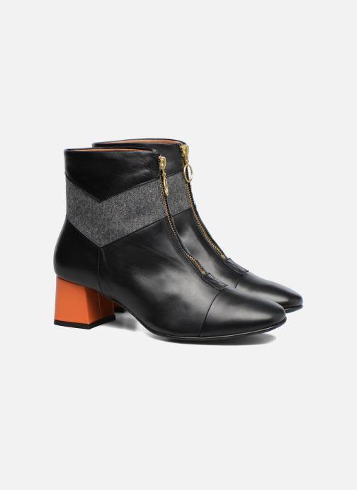 Boots en enkellaarsjes Made by SARENZA Winter Ski #5 Zwart achterkant