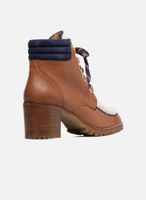Boots Et By CognacMoumoute Cuir Made Lisse Ski6 Bottines Sarenza Winter 4Lc3jqAR5