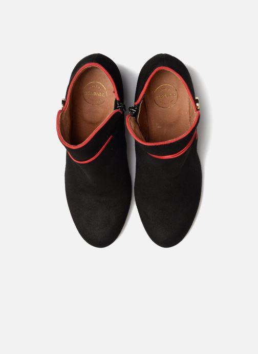 Botines  Made by SARENZA Boots Camp #7 Negro vista del modelo