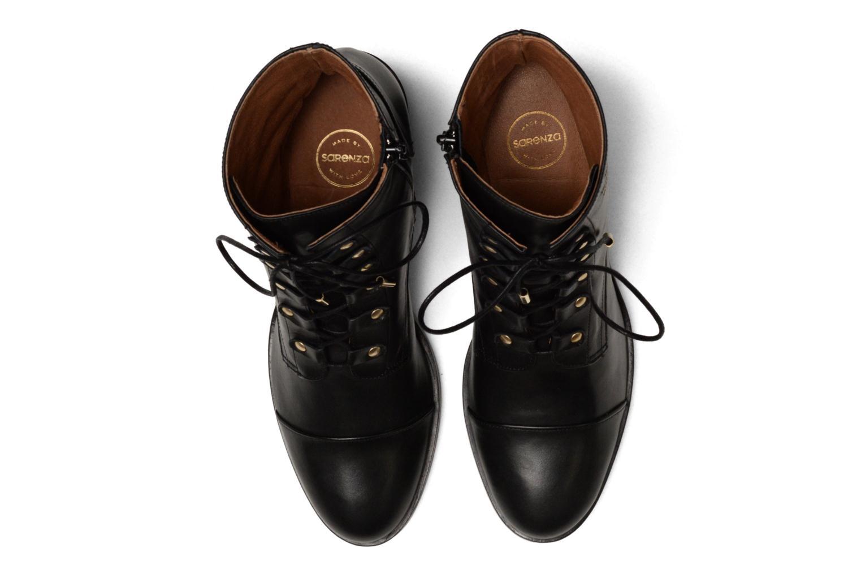 Bottines et boots Made by SARENZA Boots Camp #22 Noir vue portées chaussures