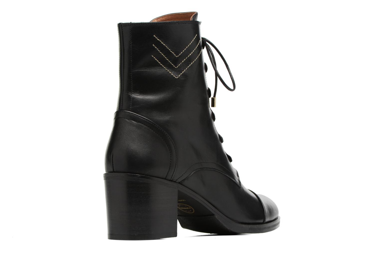 Bottines et boots Made by SARENZA Boots Camp #22 Noir vue face