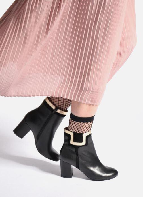 Boots en enkellaarsjes Made by SARENZA Boots Camp #10 Zwart onder