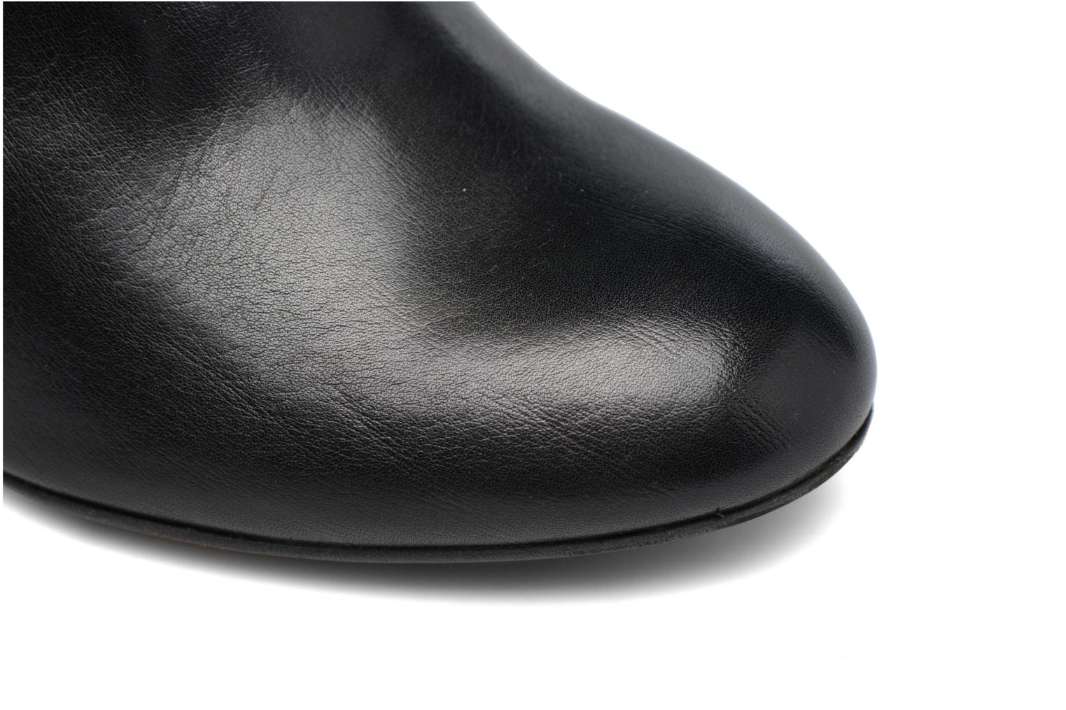 Ankle boots Made by SARENZA Boots Camp #10 Black view from the left