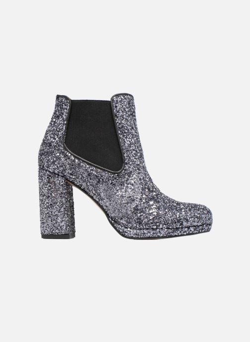 Bottines et boots Made by SARENZA Winter Freak #3 Argent vue détail/paire