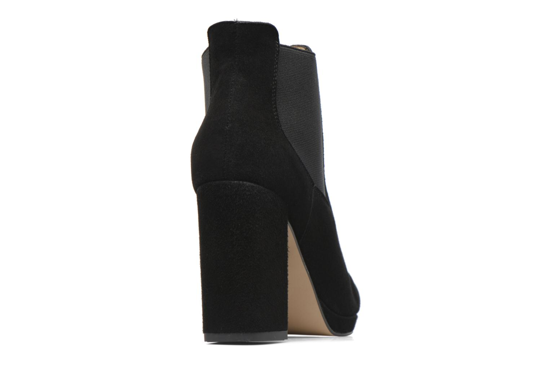 Bottines et boots Made by SARENZA Winter Freak #3 Noir vue face