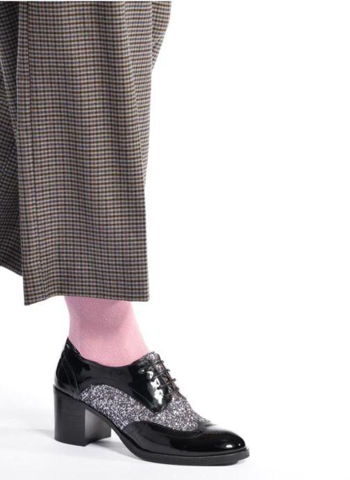 Zapatos con cordones Made by SARENZA Funtastic Chick #5 Negro vista de abajo