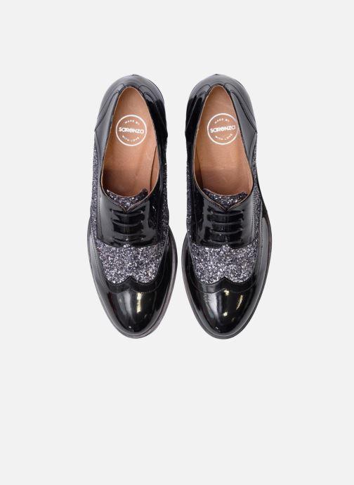 Zapatos con cordones Made by SARENZA Funtastic Chick #5 Negro vista del modelo