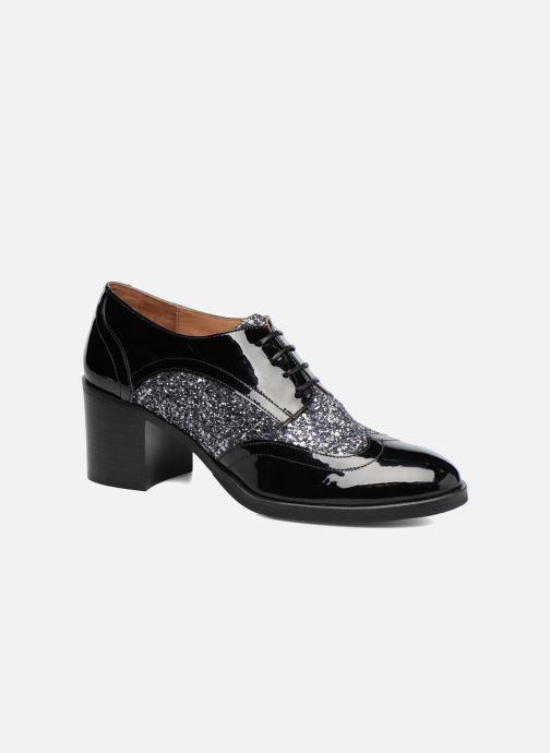 Zapatos con cordones Made by SARENZA Funtastic Chick #5 Negro vista lateral derecha