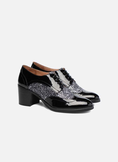 Zapatos con cordones Made by SARENZA Funtastic Chick #5 Negro vistra trasera