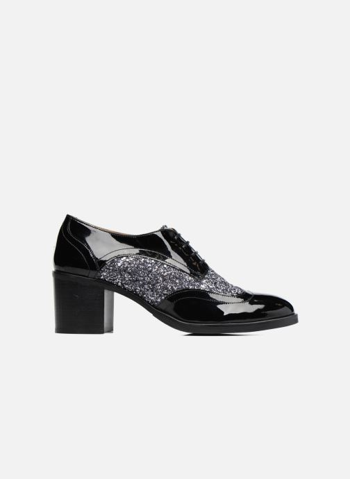 Zapatos con cordones Made by SARENZA Funtastic Chick #5 Negro vista de detalle / par