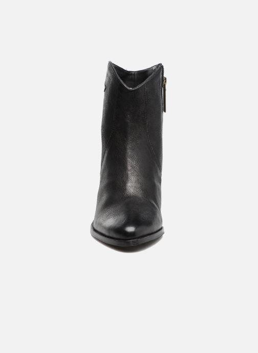 Bottines et boots Pepe jeans DOLLY BURN Noir vue portées chaussures