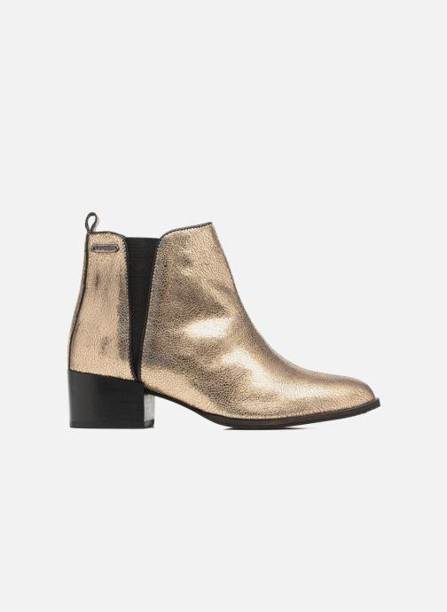 Bottines et boots Pepe jeans WATERLOO NIGHT Or et bronze vue derrière