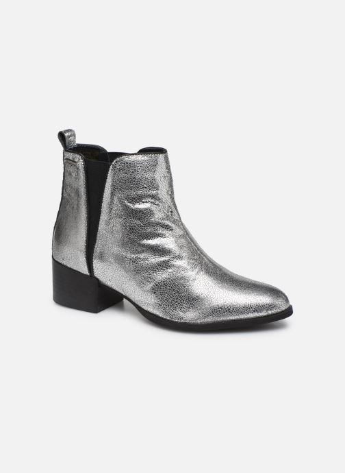 Bottines et boots Pepe jeans WATERLOO NIGHT Argent vue détail/paire