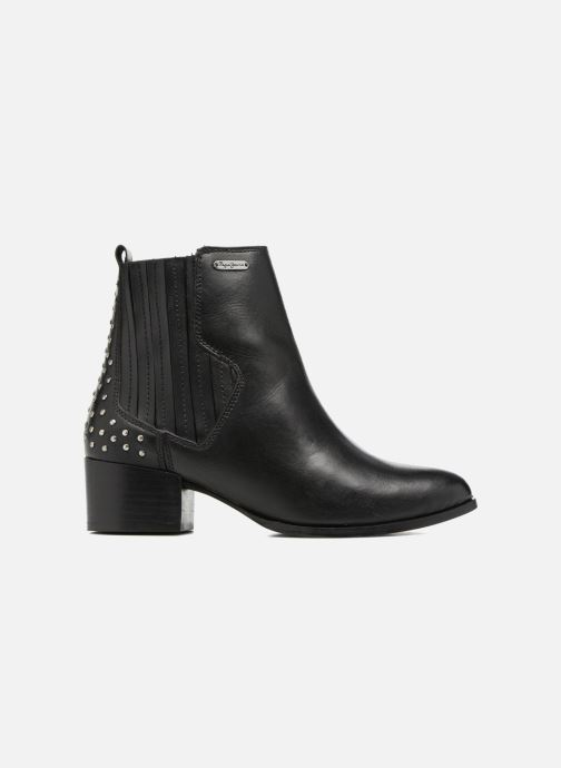 Et Pepe Stretch Black Boots Bottines Waterloo Jeans S4ARqc35jL