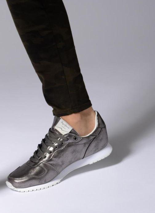Sneakers Pepe jeans Gable Plain Zilver onder