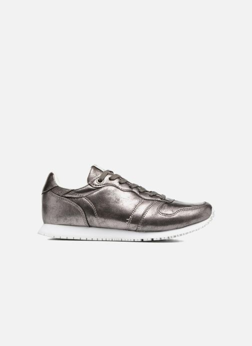 Sneakers Pepe jeans Gable Plain Zilver achterkant