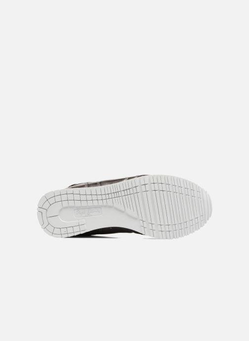 Sneakers Pepe jeans Gable Plain Zilver boven