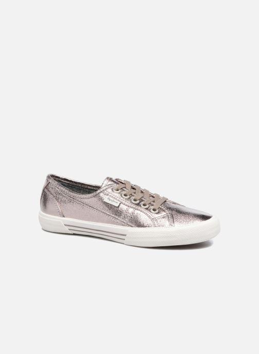 Sneakers Pepe jeans Aberlady Met Argento vedi dettaglio/paio